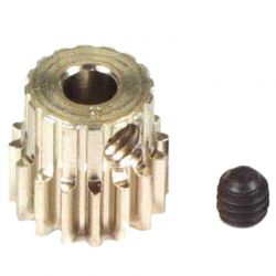 Hard Nickel Plated 48p Pinion 23 Teeth