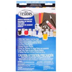 Acrylic Paint Finishing Kit