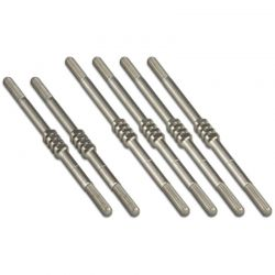 Fin titanium turnbuckle kit-T6.1/SC6.1
