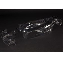 Limitless Clear Bodyshell inc. Decals