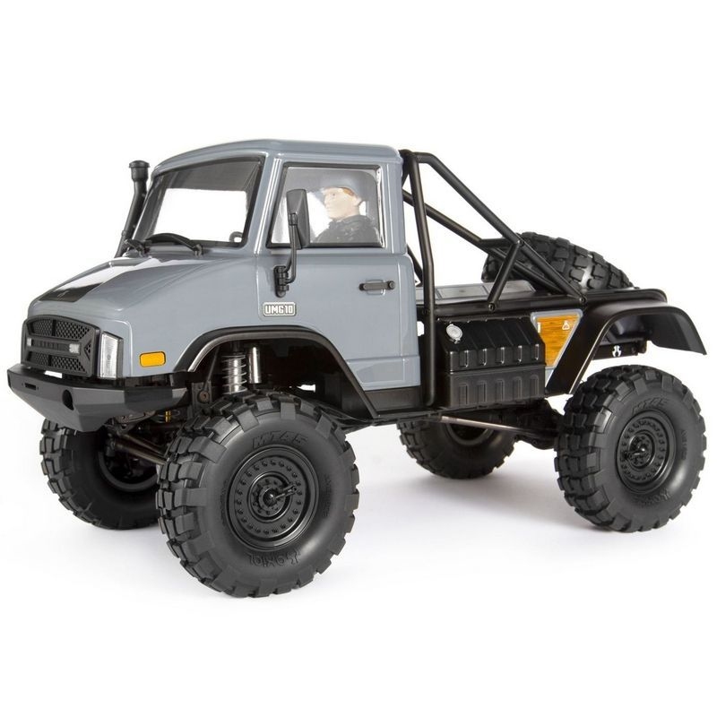 Axial Unassembled Scx10ii Umg10 1/10 Scale Electric 4WD RC Truck [90075]