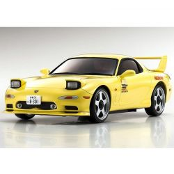 ASC MA-020 Initial D Mazda RX-7 FD3S Yellow