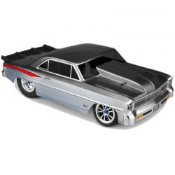 1966 Chevy II Nova - 1-piece clear body