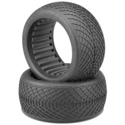 Ellipse 1/8th truck Tire -blue compound