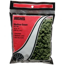 Bushes Clump Foliage Med Green
