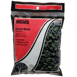 Bushes Clump Foliage Frst Blend