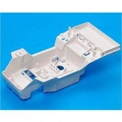 RC CW01 Color Chassis White