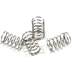 Suspension Springs 0.25mm (4) Mini-Q