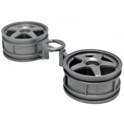 RC Wheels: TL-01 Ford SVT F-150 Lightning - (2 pieces)