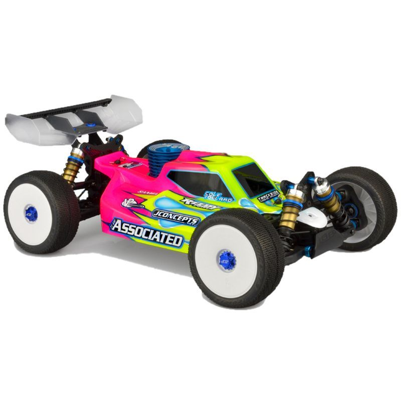 JConcepts S15 - RC8B3.1 Clear body [0393]
