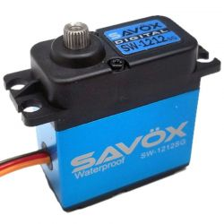 Waterproof High Torque High Voltage Digital Servo 638oz