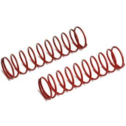 Front Shock Spring 3 red 3.90 lb