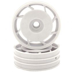 8D Front Wheel 50mm (White/2pcs/Ultima)