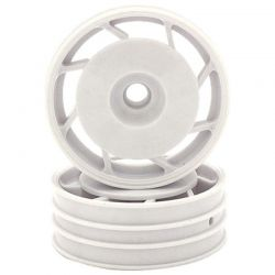 8D Rear Wheel 50mm (White/2pcs/Ultima)