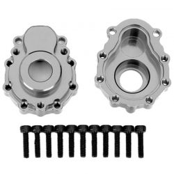 Portal Housings - Outer - 6061-T6 Aluminum (Charcoal Gray-Anodiz