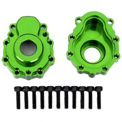 Portal Housings - Outer - 6061-T6 Aluminum (Green-Anodized) (2)/