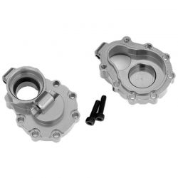 Portal Housings - Inner (Rear) - 6061-T6 Aluminum (Charcoal Gray
