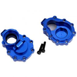 Portal Housings - Inner (Rear) - 6061-T6 Aluminum (Blue-Anodized