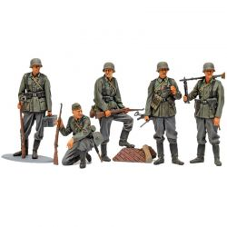 1/35 German Infantry Set Mid WWII
