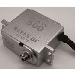 Raw 500 High Torque High Speed Hv Waterproof brushless Servo .09