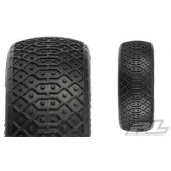 Electron 2.2 4WD M4 Super Soft Off-Road Buggy Front Tires