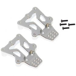 Aluminum Rear Shock Towers (2 pieces)