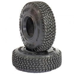 PBX A/T 1.55 Tire w/foam - Alien Compound
