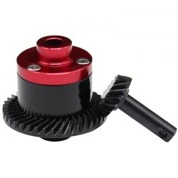 Steel Helical Ring Pinion Diff Gears