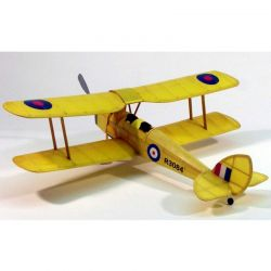 Tiger Moth 17.5 Rubber Power