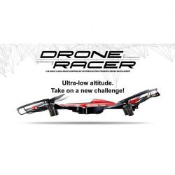 1/18 Drone Racer Shining Red G-Zero Rs