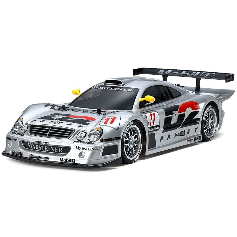 1/10 1997 Mercedes-Benz CLK-GTR TT-01 Type-E Kit