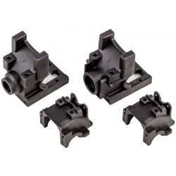 Associated Rival Mt10 Front and Rear Gearboxes [25806]
