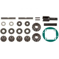 Associated Rival Mt10 Center Differential Rebuild Kit [25812]