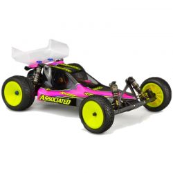 Authentic Body: Associated RC10B2