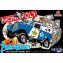 1/25 1933 Willys Panel Paddy Wagon Monopoly