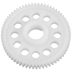 Corally Precision Machined Delrin Main Gear 32 Pitch - 60 Tooth - 1 Pc [C-00130-208]