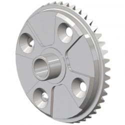 Corally Differential Bevel Gear 40t - Steel - 1 Pc: Dementor, Kronos, Py [C-00180-178]