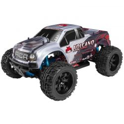 Volcano EPX PRO 1/10 brushless Truck Silver