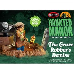 POLAR LIGHTS 1/12 Haunted Manor/The Grave Robber's Demise [976]