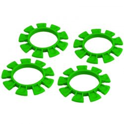 JConcepts Satellite tire gluing rubber bands : Green [2212-5]