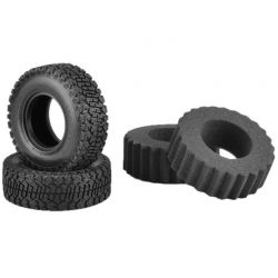 JConcepts Green Compound 3.93IN OD Bounty Hunters [3114-02]