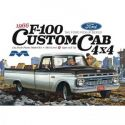 1/25 1966 Ford F100 Custom Cab 4x4