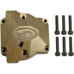 Hot Racing Heavy Brass Differential Cover Gen 8 [EVE12CH]