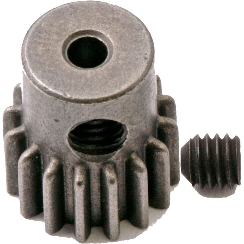 16T Mod 0.5 Aluminum Pinion Gear 2mm Bore