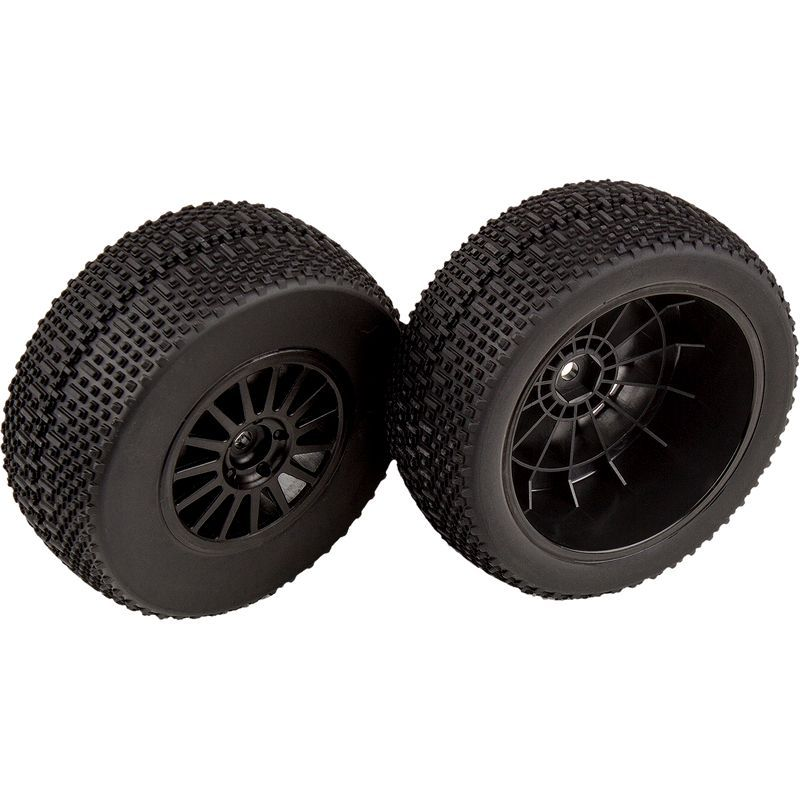 Associated ProSC Wheel/Race Tire [7242]