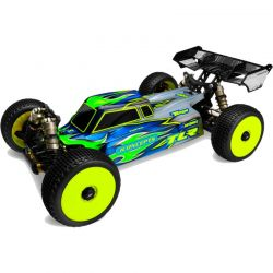 JConcepts Silencer TLR 8ight-E 3.0 Body Clear [0245]