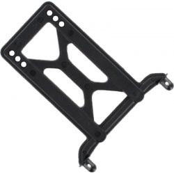 Redcat Fr/Rr Body Mount-high for BS904T Black semi [BS903-006-A]