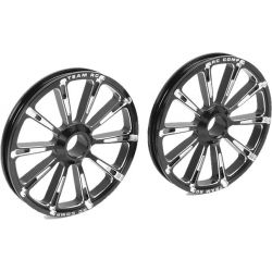 RC4WD Rc4WD RC Components Hammer 2 Drag Race Front Wheels [Z-W0110]