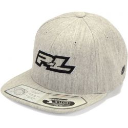 Threads Gray Snapback Hat One Size
