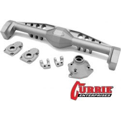 Vanquish Axial Capra Currie F9 Rear Axle Clear Anodized [VPS08473]